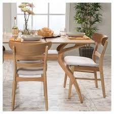 christopher knight home clearwater multi colored wood dining table idalia dining chair set of 2 christopher knight home target