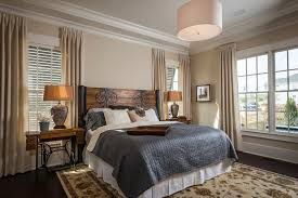 Bedroom Crown Molding Double Crown Molding Bedroom Traditional With Semi Flush Light