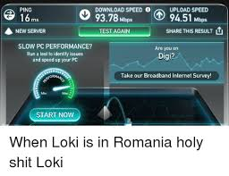 Internet Speed Meme - download speed c ping upload speed 9378 mbps 9451 mbps 16 ms share