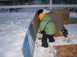 how to build a 24 u0027x40 u2032 backyard rink for under 250 u2013 backyard