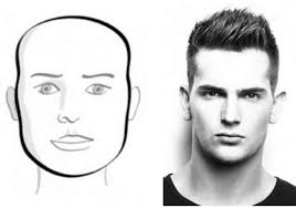 hairstyles based on the shape of head men s trendy hairstyles based on face structure face structure
