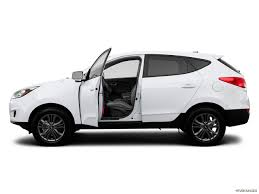 hyundai tucson 2014 white door technology tucson u0026 2014 hyundai tucson technology pkg in st