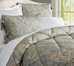 Pottery Barn Alessandra Duvet Bought This And I Love It Lewis Paisley Comforter U0026 Sham
