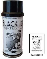 black ice the original touch up hair spray 4 oz ebay