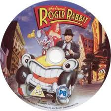 rabbit dvd who framed roger rabbit dvd