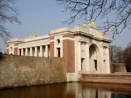 belgian shepherd kempsey menin gate memorial ypres belgium surnames gab goo