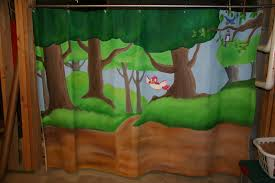 dainty paint children s painted backdrops