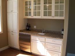 Large Kitchen Cabinets Kitchen Design Fabulous Glass Door Kitchen Cabinet Amusing
