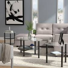 logan coffee table set wade logan coffee table sets youll lov on wade logan ardencroft