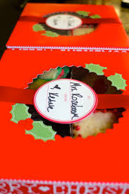 personalized christmas cookies beauty in the midst