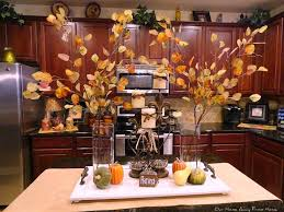 fall kitchen decorating ideas our home away from home fall decor in our kitchen