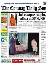 the conway daily sun thursday december 8 2011 by daily sun issuu