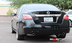 nissan altima 2015 trunk 20 inch helo he875 chrome with gloss black accents on 2015 nissan