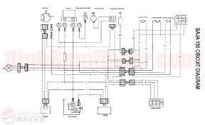 wiring diagram for baja 150cc atvs 0 01
