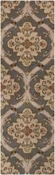 Decorating With Area Rugs On Hardwood Floors by Crowne Traditional Hand Tufted Wool Rug Traditional Rugs And Wool