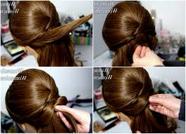 bridal hairstyle step by step hairstyle pop