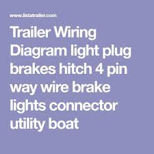 best 25 boat trailer lights ideas on pinterest boat accessories