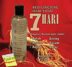 obat rambut penumbuh rambut botak mengatasi rambut rontok obat penumbuh rambut botak alami dari korea red ginseng hair tonic
