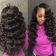 top hair companies ali express 9a bohemian virgin hair loose wave bohemian curly hair extensions