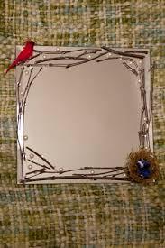 Decorate Your Own Locker Mirror Activity