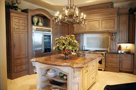 Island Lighting Fixtures by Stunning Kitchen With Large Island And Large Chandelier Amazing