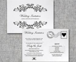 Wedding Postcards Wedding Invitation Postcards Wedding Invitation Postcards And The