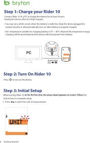 ca1608 gps enabled cycling computer user manual users manual part