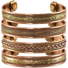 magnetic bracelet with copper images Wonderful magnetic copper bracelet healing bio therapy arthriti jpg