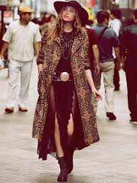 boho fashion trend alert go boho