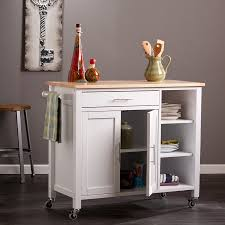 shop boston loft furnishings white craftsman kitchen island at