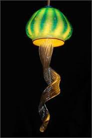 Jellyfish Pendant Light Jellyfish Maui Made