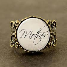mothers day rings mothers day gift idea mothers day ring women men jewelry