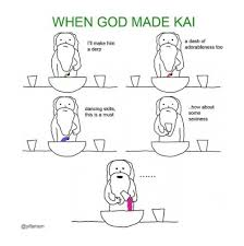 How God Made Me Meme - how god made kai meme google search exo for beginners