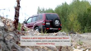 mitsubishi pajero 3 2 5 tdi manual youtube
