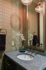 The Powder Room Before U0026 After An Interior Designer U0026 Design Savvy Homeowner