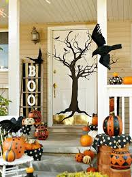charming terrace in thanksgiving decorations outside design come