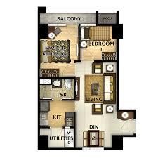2 Bedroom Condo Floor Plans Fascinating 40 Condo Floor Plans 2 Bedroom Inspiration Design Of