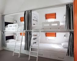 Modern Bunk Beds Modern Bunk Beds White Color Randy Gregory Design 12