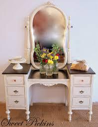 Furniture Victorian Makeup Vanity Vanity by A