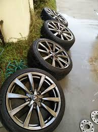 neiman marcus lexus isf for sale ca fs 08 09 isf oem wheels and tires clublexus lexus forum