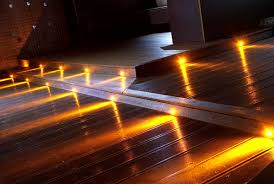 ground light stainless steel led 1 watt flood fitting ip68
