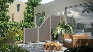 sichtschutz terrasse plastik kreative ideen für ihr zuhause design