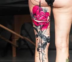 the 25 best pink rose tattoos ideas on pinterest rose tattoos