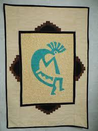 kokopelli art quilts pinterest