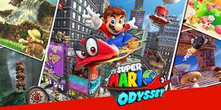 gamescom award 2017 nominati titoli super mario odyssey
