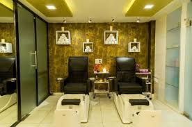 Interior Design Of Parlour Spa U0026 Parlour Interior Design Services In Star City Mall Delhi