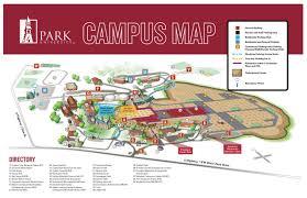 Scott Park Homes Floor Plans Campus Maps Park University