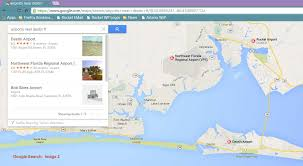 Map Destin Florida by Flyvps Name Change Research Flyvps Airport
