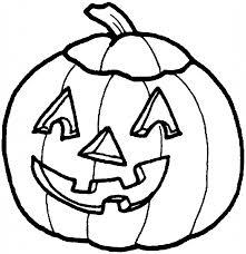 halloween clipart black and white pumpkin clipartxtras