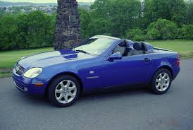 mercedes slk 230 with my double bubble roll bar option only one i
